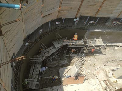 HCM Shotcrete - Structural/Architectural Shotcrete