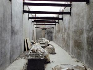 HCM Shotcrete - Yorkdale Mall, Toronto – Structural Shotcrete Tunnel Walls