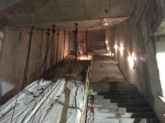 HCM Shotcrete - Pedestrian Tunel - PCL