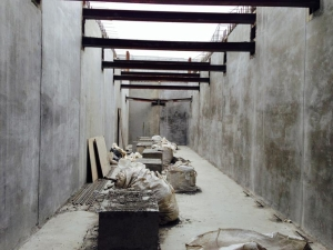 HCM Shotcrete - Yorkdale Mall, Toronto – Structural Shotcrete Tunnel Walls