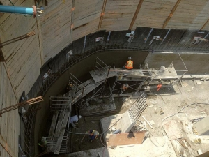 HCM Shotcrete - Five-Nine Condos, Toronto – Foundation Walls